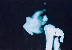 Ewa Bloom.K., IC 56_80, 2009  acrylic on canvas 100x 70 cm