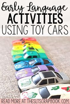 5 Ways to Use Toy Cars to Support Early Language