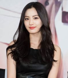 """Skin care isn't the only thing K-pop members deal with. """"I hurt my hair a lot because I change hairstyles and hair color frequently,"""" she told InStyle. """"To treat the damage, I apply hair oil."""" Her favorite? Moroccanoil Treatment Light, which nourishes, conditions, and strengthens hair."""