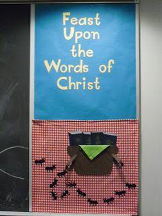 Oltre 25 fantastiche idee riguardo bacheche pic nic su - Artigianato per cristiani ...