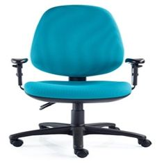 An example of a 'Bronze' chair we fit offices with.