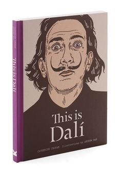 This is Dali. As an aspiring artist, youre always looking to the greats of the past. #multi #modcloth