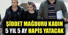 Samsun Canik'de şiddet mağduru Bedriye Altun kocası Erdoğan Altun'uyu artık dayanamayıp karnından bıçakladı. Hastaneye kaldırıldaktan sonra