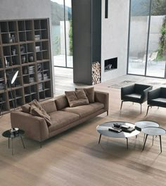 Wall-mounted wooden #bookcase TRATTO by ALIVAR | #design Giuseppe Bavuso @Alivar