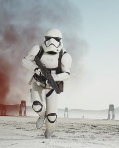 First Order Stormtroopers during Battle of Crait. Star Wars Film, Star Wars Poster, Star Wars Art, Star Trek, Star Wars Characters, Star Wars Episodes, Stargate, Stormtroopers, Chewbacca