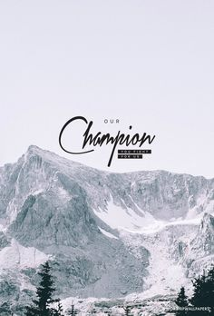 """Champion"" by Bryan and Katie Torwalt from Jesus Culture// Phone screen format // Like us on Facebook www.facebook.com/worshipwallpapers // Follow us on Instagram @worshipwallpapers"