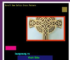 Scroll Saw Celtic Cross Pattern 183747 - The Best Image Search