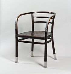 Otto Wagner, Bentwood Armchair, mod. num. 6516. Designed for the Postsparkasse in Vienna, 1902 © Leopold Museum, Vienna, Inv. 4157.