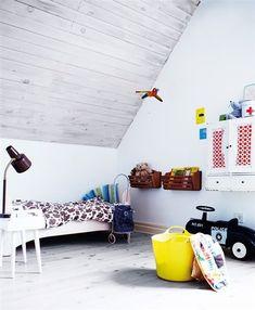dormitorio niños buhardilla 10 habitaciones infantiles en la buhardilla