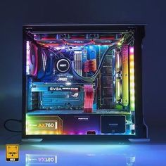 How To Choose: There are only a few main parts of the computer that truly make the difference between the others. As long as when you are looking for the right computer to buy, you pay attention to… Gaming Pc Build, Computer Build, Gaming Pcs, Gaming Station, Gaming Room Setup, Computer Setup, Pc Setup, Computer Case, Computer Technology