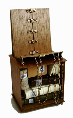 Medieval Chained Library