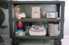 only the best modern baby products and nursery inpiration Nursery Themes, Nursery Decor, Nursery Ideas, Industrial Nursery, Baby Gadgets, Nursery Storage, Room Tour, Wire Baskets, Nursery Inspiration