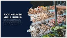 Alles wat je moet weten over eten in Kuala Lumpur, Maleisië. Nasi Lemak, Laksa, Recipes From Heaven, Kuala Lumpur, Food, Essen, Meals, Yemek, Eten