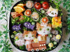 cats w/ kisha PoPo