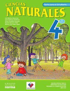 Ciencias Naturales 4º, alumno  Ciencias Naturales 4º, alumno, libros chilenos de distribución gratuita.
