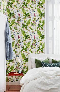 Stuvbutiken | Boråstapeter Scandinavian Designers II - Trollslä