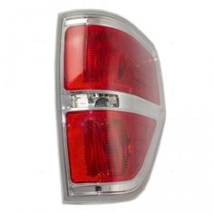OE Replacement Ford F-150 Passenger Side Taillight Lens/Housing (Partslink Number FO2819143) LENS AND HOUSING ONLY.  #Multiple_Manufacturers #Automotive_Parts_and_Accessories