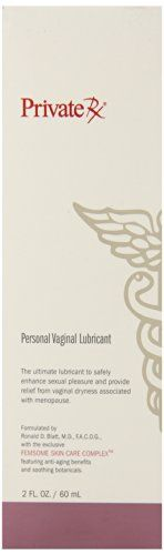 Best price on Private Rx Private Personal Vaginal Lubricant, 2 Fluid Ounce  See details here: http://findhealthyadvice.com/product/private-rx-private-personal-vaginal-lubricant-2-fluid-ounce/    Truly the best deal for the inexpensive Private Rx Private Personal Vaginal Lubricant, 2 Fluid Ounce! Take a look at this low priced item, read customers' opinions on Private Rx Private Personal Vaginal Lubricant, 2 Fluid Ounce, and order it online with no hesitation!  Check the price and Customers'…
