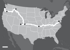National Geographic Travel photographer Tyler Metcalfe recently quit his job and sold off his possessions. Now he's setting off on the American Bike Project—an epic solo adventure of cross-country cycling that will take him 4,228 miles across the United States.
