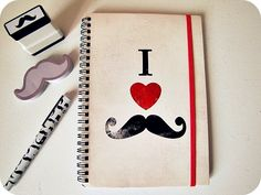 Find images and videos about love, notebook and mustache on We Heart It - the app to get lost in what you love.