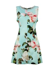 IN BLOOM ! #floralprint dress #ss14 #preview Summer 2014, Spring Summer, Imperial Fashion, Aquamarine Colour, Summer Prints, New Trends, Mother Of The Bride, Floral Prints, Bloom