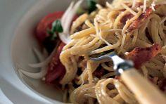 Spaghetti Carbonara - nem!
