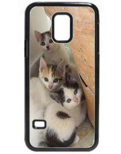 Une coque Galaxy S5 à personnaliser par vous-même ! Par des textes, des images etc....