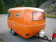 Tents, Campers & Cabins | A cool Boler!