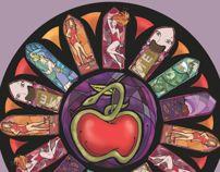 Pecados Capitais - Revista A by Werner Cunha, via Behance Behance, Illustrations, Cunha, Illustration, Character Illustration, Illustrators, Drawings