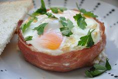 Moja pasja smaku: Jajka zapiekane w kokilkach