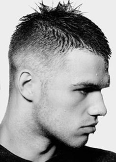 Taper Cuts on Pinterest | Men's Haircuts, Tapered Haircut and Haircuts ...
