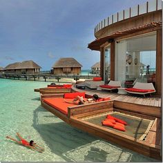 Take me there! Now!