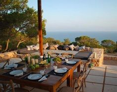 A villa rental from Ibiza