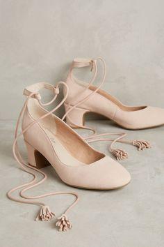 Seychelles Ankle Wrap Heels