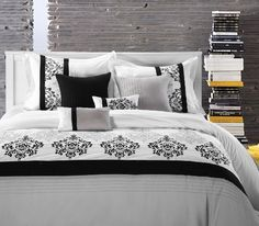 Renaisance Grey Comforter Bed In A Bag Set - King by Chic Home, http://www.amazon.com/dp/B00CBD4TGA/ref=cm_sw_r_pi_dp_MSG2rb1QAFMSZ