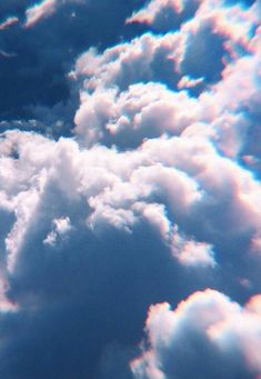 Ideas For Wallpaper Sky Aesthetic Blue Aesthetic Pastel, Sky Aesthetic, Aesthetic Pastel Wallpaper, Aesthetic Backgrounds, Aesthetic Wallpapers, Cloud Wallpaper, Pretty Sky, Cute Backgrounds, Phone Backgrounds