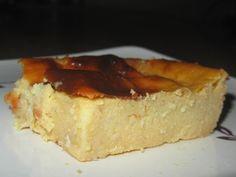 Millas, gâteau du Sud-Ouest à la farine de maïs, à mi chemin entre le clafoutis et le flan