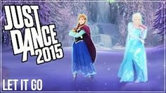 just dance 2015 let it go - YouTube
