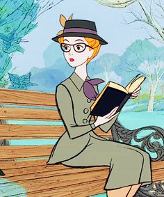 strangeandwonderousdreams: Disney Women Appreciation (28/30) - Anita Radcliffe