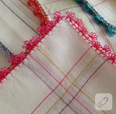 best diy recordings on this site Needle Lace, Cool Diy Projects, Bird Feeders, Napkins, Sewing, Krishna, Fashion Ideas, Babies, Dish Towels