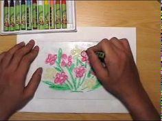 簡易版畫教學