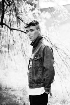 Cillian Murphy photographed by Rich Gilligan for Cara