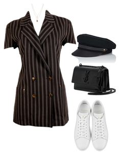 """Untitled #5902"" by lilaclynn ❤ liked on Polyvore featuring Jean-Paul Gaultier, Lola, Yves Saint Laurent, ASOS, YSL, saintlaurent and yvessaintlaurent"