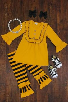 Our boutique kids outfits are perfect for any and everyday wear! Little Girl Outfits, Little Girl Fashion, Baby Boy Fashion, Kids Outfits, Kids Fashion, Cute Outfits, Kids Boutique, Boutique Clothing, Matilda
