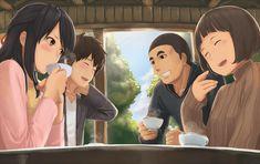 Anime Your Name. Mitsuha Miyamizu Taki Tachibana Kimi No Na Wa. Anime Gifs, Film Anime, Anime Manga, Anime Art, Ghibli, Me Me Me Anime, Anime Love, Mitsuha And Taki, Kimi No Na Wa Wallpaper