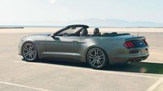 New ford Mustang 2015
