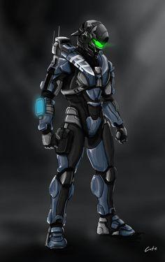 Bravo Armor by almightyminiman