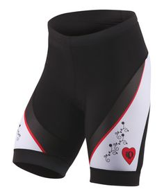 Take a look at this Black & Doves ELITE LTD Cycling Shorts by Pearl Izumi on #zulily today!