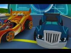 Blaze and the Monster Machine Velocityville Tracks 13 - 15 | Kids Games ...
