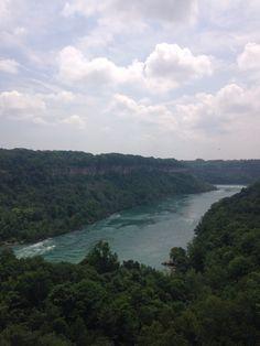 Niagara Falls Canada gorge